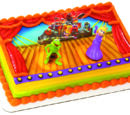 Muppet cake decorations (DecoPac)