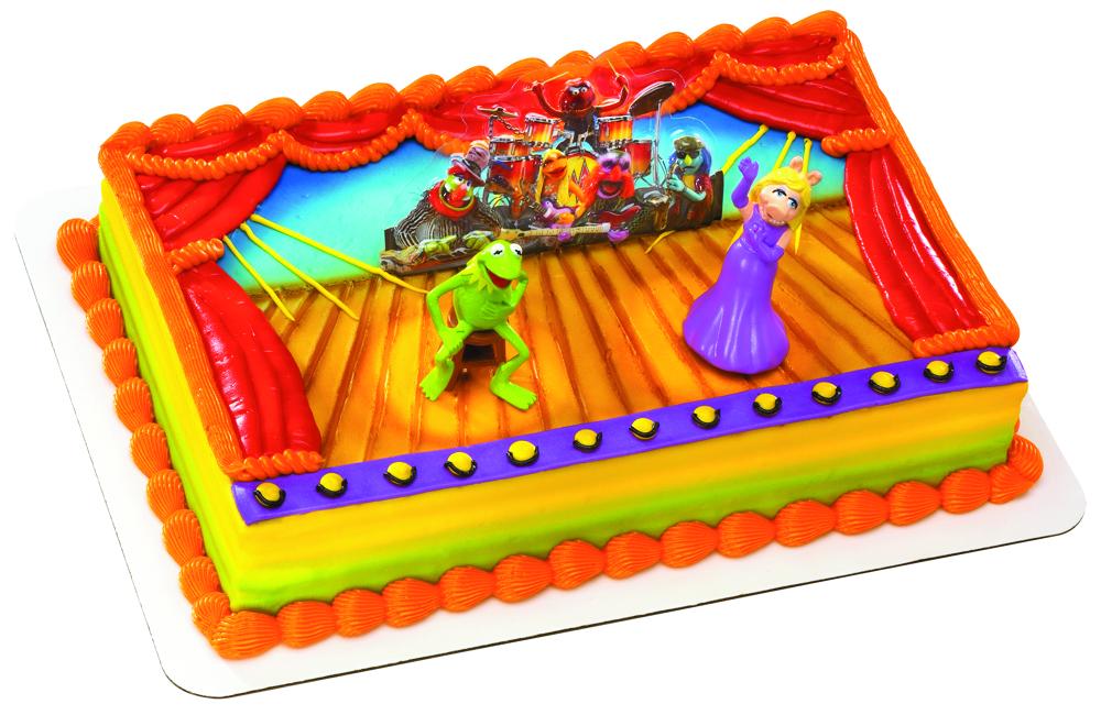 Muppet Cake Decorations Decopac Muppet Wiki Fandom