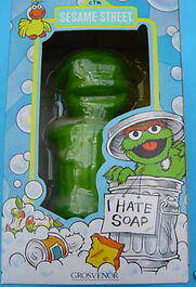 Grosvenor soap oscar