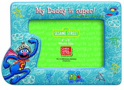 Gund picture frame super grover