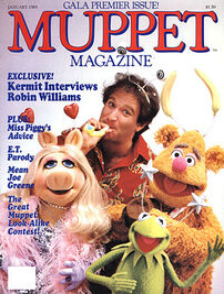 Muppet Magazine issue 1