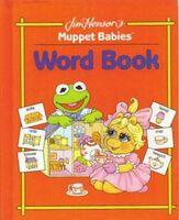 MuppetBabiesWordBook