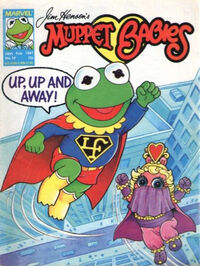 Muppet babies weekly uk 28 feb 1987