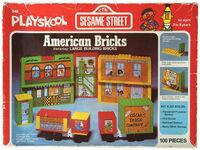 Sesame Street American Bricks 01 front