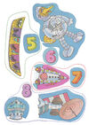 Sesame Street in Space Sticker Book 011