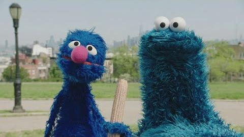 The Magical Wand Chase Cookie Monster Loves Churros