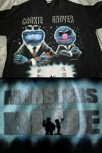Tshirt-monstersinblue