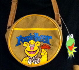 Butterfly originals 1980 bag fozzie bear