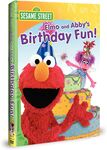 Elmoandabby birthday Warner DVD