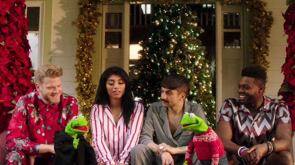 A Very Pentatonix Christmas 2019 A Very Pentatonix Christmas | Muppet Wiki | FANDOM powered by Wikia