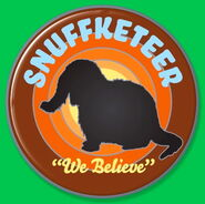Snuffketeer series pin
