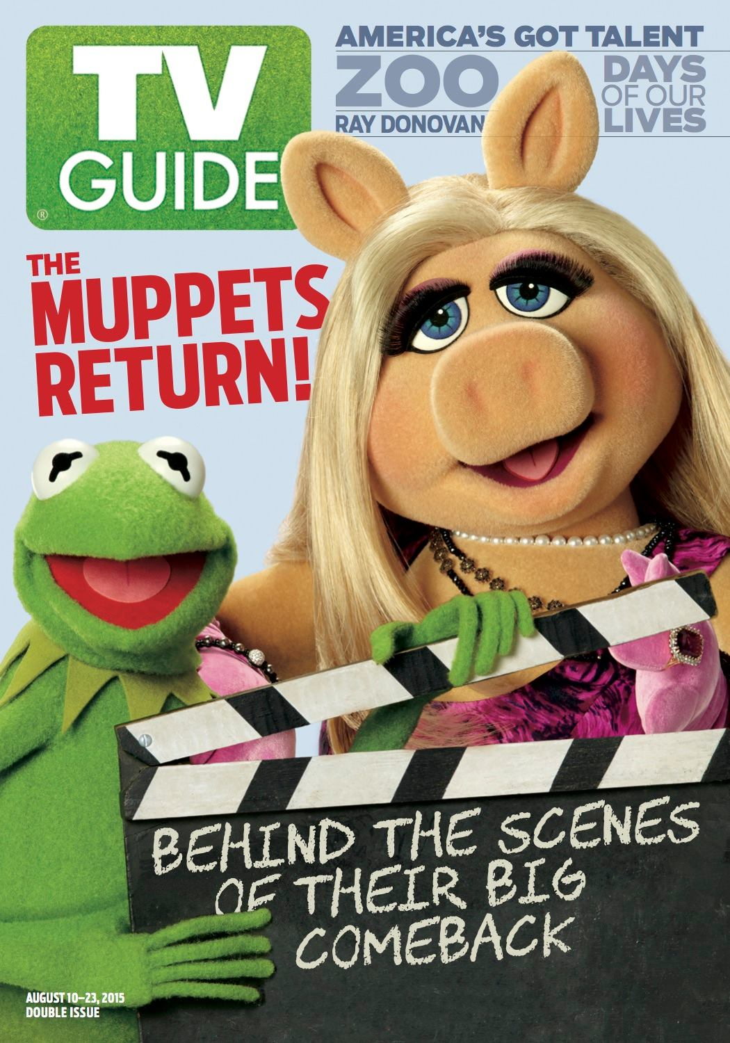 The Muppets (2015) promotion | Muppet Wiki | FANDOM powered