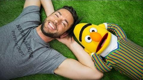 A Lovely Sunny Day - Zachary Levi and Bert - Mashable
