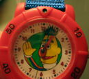 Sesame Street watches (Adec)