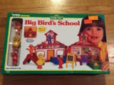 Big Bird's School