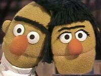 Couples Bert Bertha