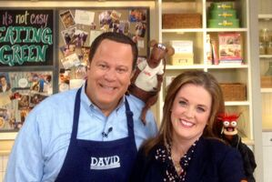 David Venable and Mary DeAngelis QVC