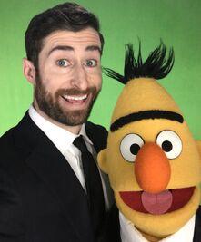 HQ Bert selfie