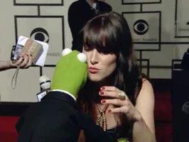 Kiss Feist Kermit