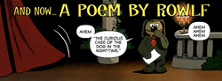 Rowlf Poem Family Reunion