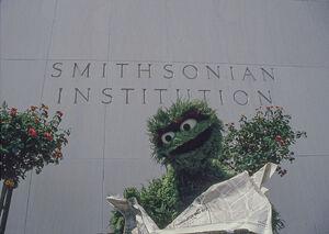 Smithsonian Institution Oscar