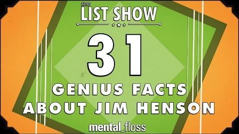 31 Genius Facts about Jim Henson - mental floss List Show Ep. 337