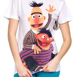 AmericanApparel-Ernie&Bert-SSShirt