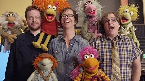 "Ben Folds Five and Fraggle Rock ""DO IT ANYWAY"" Official Video"