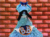 BlueBird-Mustache