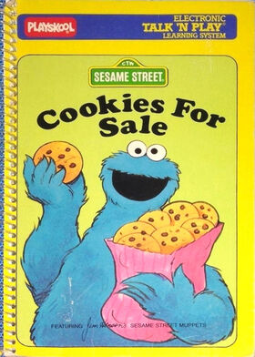 Cookies for sale talk n play