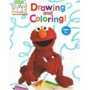 ElmosWorldDrawingandColoring2009Workbook