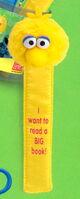 Gund 2005 bookmark big bird
