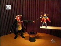 Magician-Hero