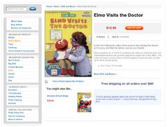 Sesame Street Elmo Video