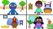 Sesame Street How to Sneeze and Cough Safely with Grover CaringForEachOther