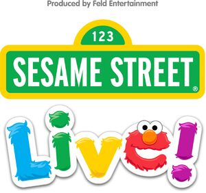 Sesame Street Live Approved Logo RGB Color