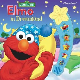 Book.Elmo in Dreamland