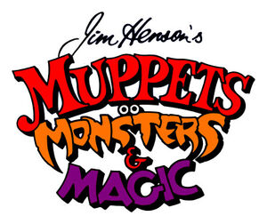 Muppets monsters magic logo