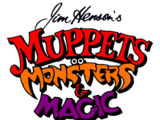 Jim Henson's Muppets Monsters & Magic