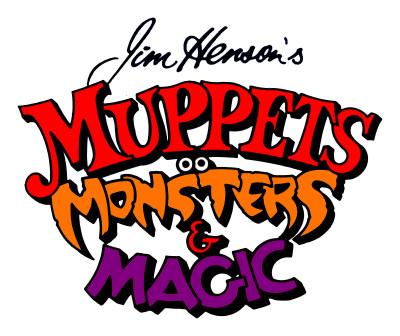 Muppets monsters magic logo