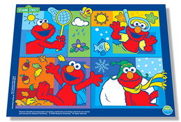 Neat solutions meal & play mat 1