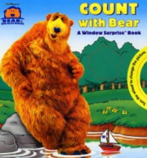 Countwithbear