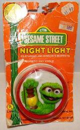 Demand marketing night light oscar d