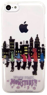 Gourmandise japan phone cover monsters