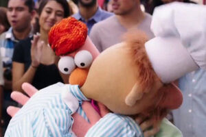 Kiss beaker chef muppisode 01
