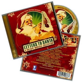 Letters to santa CD