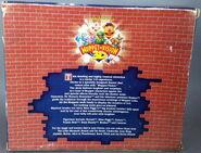 Muppetvision 3d 2004 disney parks pvc set 4
