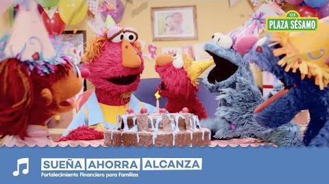 Plaza Sesamo A planear el cumpleanos de Elmo