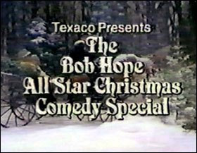 The Bob Hope All Star Christmas Comedy Special | Muppet Wiki ...