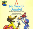 A My Name Is Annabel